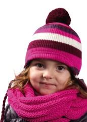 Dětská pletená čepice PLETEX - H046 62e92ee52b
