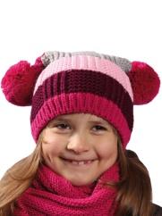 Dětská pletená čepice PLETEX - vz. H069 0dce735b3d