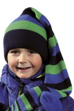 Dětská chlapecká zimní čepice PLETEX - H080 d89d7280fb