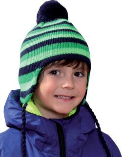 Dětská zimní čepice PLETEX - H090 290e81f506